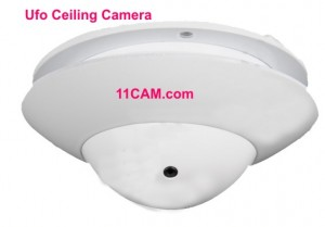 11CAM-Ceiling-Camera-White