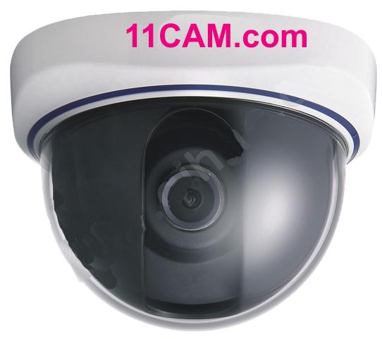11CAM-Dome-Plastic