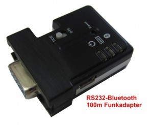 Industrieller Bluetooth-Adapter