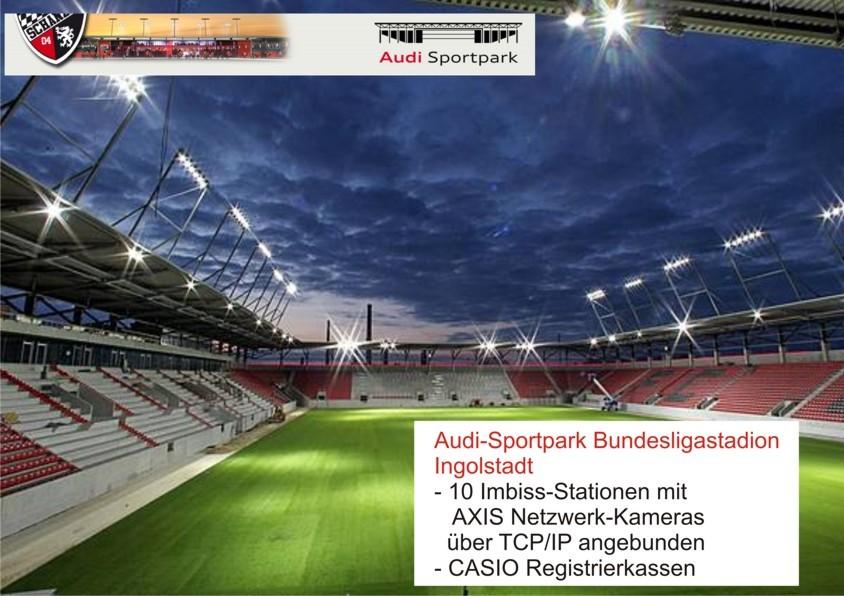Bundesliga-Stadion