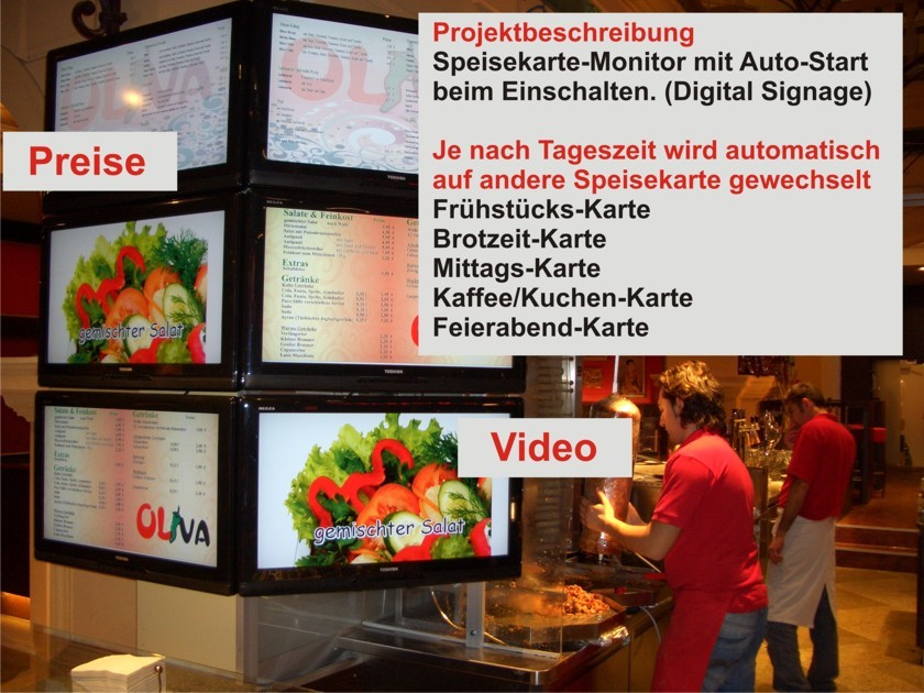 Digital-Signage-Linz